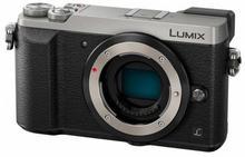 Panasonic Lumix DMC-GX80 + 45-150 srebrny