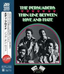 Thin Line Between Love And Hate CD) The Persuaders OD 24,99zł