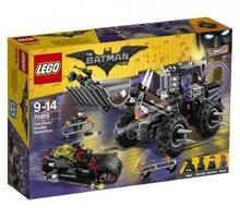 LEGO Batman Movie Dwie twarze i podwójna demolka 70915