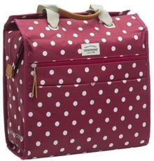New Looxs Torba rowerowa Lilly POLKA RED