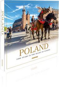 ExpressMap praca zbiorowa Poland. 1000 Years in the Heart of Europe. Album mini