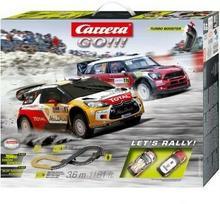 Carrera Go Tor wyścigowy Lets Rally! 20062433 4007486624337