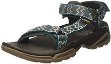 Teva Sandały teva mężczyzn Terra FI 4m kroki Trekking i buty trekkingowe -  zielony -  44.5 eu B06WD3DL8Z
