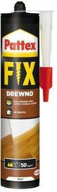 Pattex Klej  Fix Drewno biały 400 g