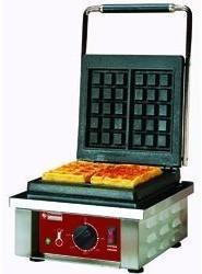 """Elektryczna gofrownica 2 gofry """"Brussels model 3x5"""" -3X5"""