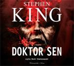Biblioteka Akustyczna Doktor Sen (audiobook CD) - Stephen King