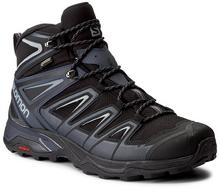Salomon Trekkingi X Ultra 3 Mid Gtx GORE-TEX 398674 33 V0 Black/India Ink/Monument