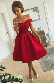 Damska sukienka KANIRA RED 112235-51