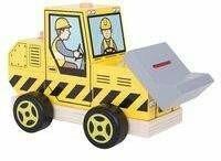 Pojazd z klocków Buldożer