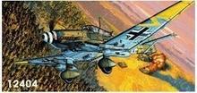 """Academy Ju 87G2 Stuka \""""Kanonen Vogel"""" 12404"""