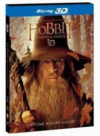 Hobbit: Niezwykła podróż 3D. Edycja specjalna (4BD)