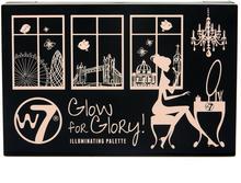 W7 Glow for Glory Paleta Rozświetlaczy 6448