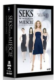 Seks w wielkim mieście sezon 1 DVD) Allen Coulter Michael Patrick King Darren Star