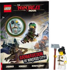 Ameet The Lego Ninjago Movie. Garmagedon w Ninjago City! praca zbiorowa