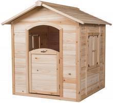 Woody Domek ogrodowy z oknami Stefano