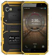 E&L W9 16GB Dual Sim Czarno-pomarańczowy