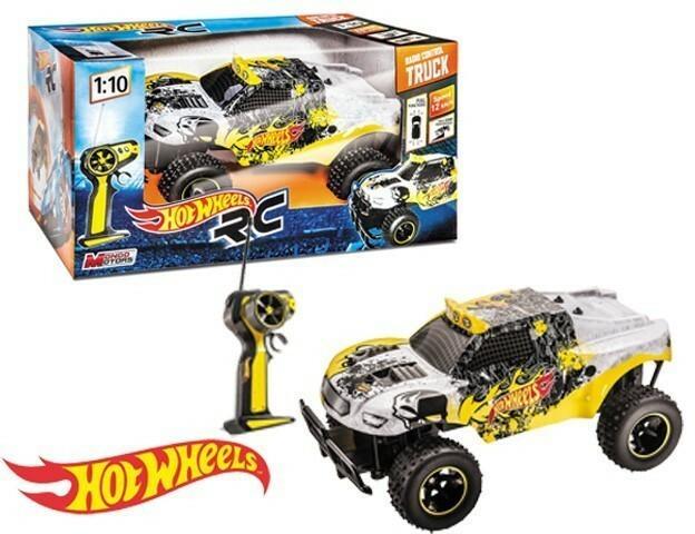 Mondo Hot Wheels - Truck R/C 1:10 - wysyłka w 24h !!!