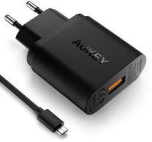 Aukey adowarka sieciowa PA-T9 1x USB
