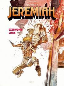 Elemental Jeremiah. Tom 16. Czerwona Linia Hermann Huppen