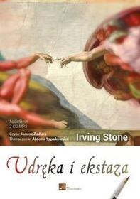 Aleksandria Udręka i ekstaza (audiobook CD) - Irving Stone