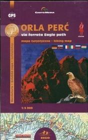 Cartomedia  Orla Perć via ferrata