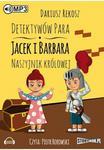 StoryBox.pl Detektywów para - Jacek i Barbara. Naszyjnik królowej - Dariusz Rekosz