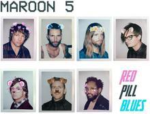 Red Pill Blues CD) Maroon 5