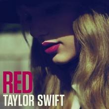 Red CD Taylor Swift