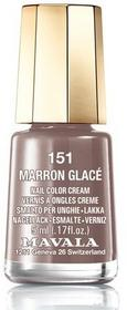Mavala Lakiery  krem Mini Color lakier do paznokci 5ML złoto 7618900911512