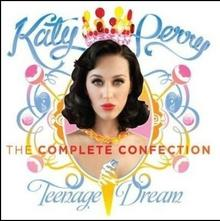 Teenage Dream The Complete Confection Limited CD Katy Perry