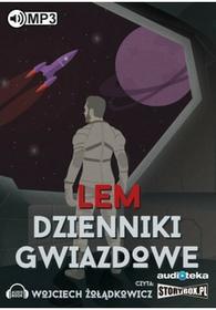 StoryBox.pl Dzienniki gwiazdowe (audiobook CD) - Stanisław Lem