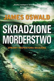 Jaguar James Oswald Skradzione morderstwo