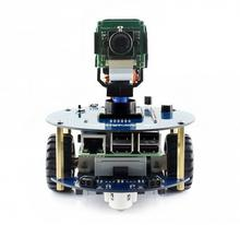 AlphaBot2  Pi Acce Pack - 2-kołowa platforma robota z czujnikami i napędem DC oraz kamerą dla Raspberry Pi