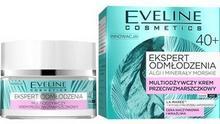 Eveline Ekspert 40+, multiodżywczy krem przeciwzmarszczkowy dzień/noc, 50 ml