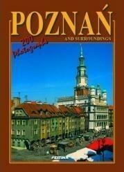praca zbiorowa Poznań i okolice 200 fotografii wersja angielska 590821880051
