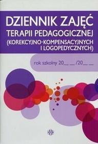 Dziennik zajęć terapii pedagogicznej Harmonia