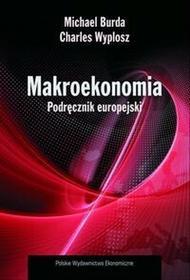 Polskie Wydawnictwo EkonomiczneBurda Michael, Wyplosz Charles Makroekonomia Podręcznik europejski