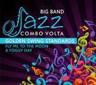 Golden Swings Standards Jazz Combo Volta CD Big Band Jazz Combo Volta