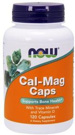 Now Foods Cal-Mag Caps 120 kaps
