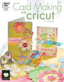 Tanya Fox Card Making with Cricut