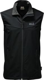 Jack Wolfskin Kamizelka ACTIVATE VEST MEN black