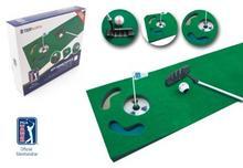 Pga TOUR zestaw z do ćwiczenia uderzeń golfowych, w zestawie z kijem PGAT83