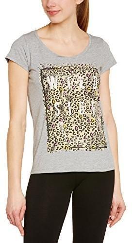 Watts 1lauma T-Shirt-gorliwie courtes Femme 80e40f6e49f