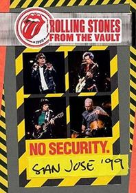 The Rolling Stones From The Vault No Security San Jose 1999 DVD)