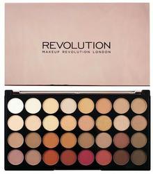 Makeup Revolution London Ultra Eyeshadows Palette Flawless 3 Resurrection cienie do powiek 20 g dla kobiet