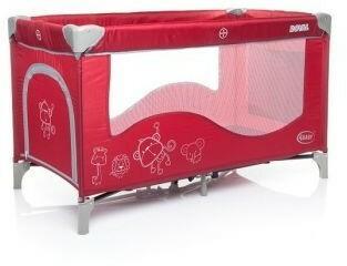 4Baby Łóżeczko łóżeczka turystyczne dla dziecka Royal Nowość