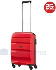 Samsonite AT by Mała walizka kabinowa AT BON AIR 59422 Czerwona - czerwony