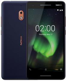 Nokia 2.1 8GB Dual Sim Niebiesko-miedziany