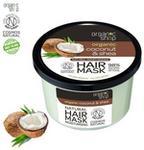 Organic Shop Organic Shop Nawilżająca maska do włosów Organiczny Kokos & Shea 250ml