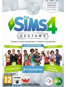 The Sims 4 Zestaw 5 PC